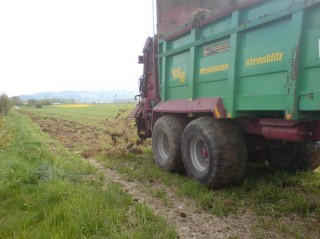 Kompoststreuer